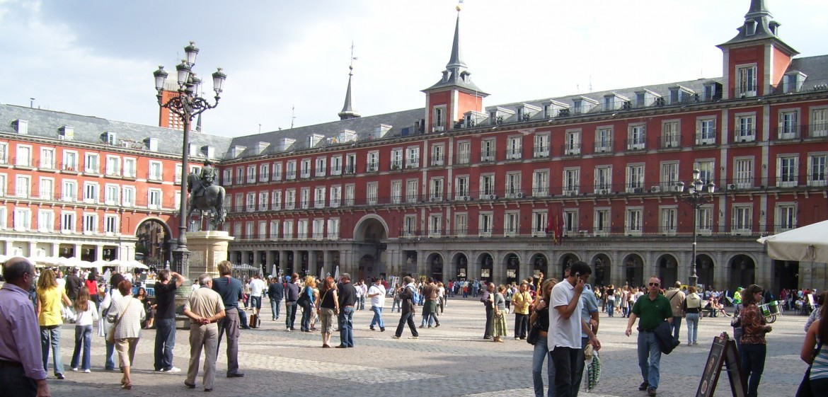 Plaza Mayor Maiddr